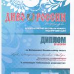IV всероссийский фестиваль-конкурс видеопрезентаций